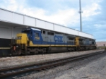 CSX #7598 & #259
